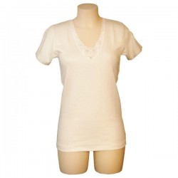 entex tshirt thermo wool short sleeve