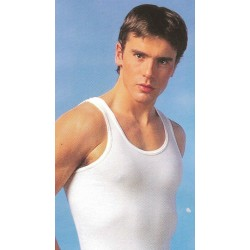 men's under bodice 100% cotton