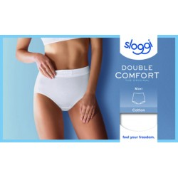 sloggi dames ondergoed double comfort maxi