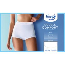 sloggi double comfort short dames boxershort