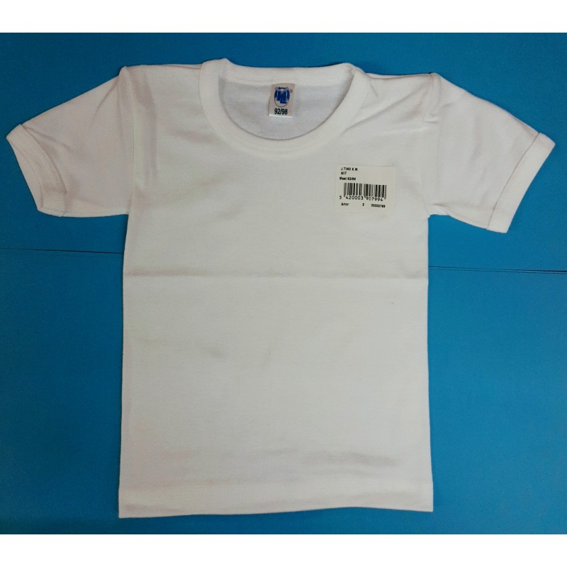 Hl Tricot t shirt short sleeves 100% cotton