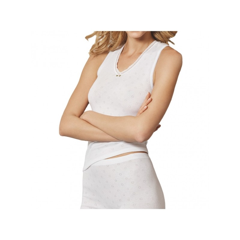 speidel women's shirt without sleeve ajour