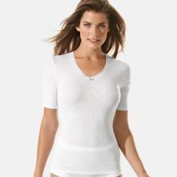 dames ondergoed onderhemd korte mouw speidel
